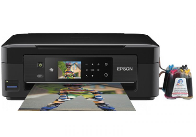 МФУ Epson Expression Home XP-432 с СНПЧ