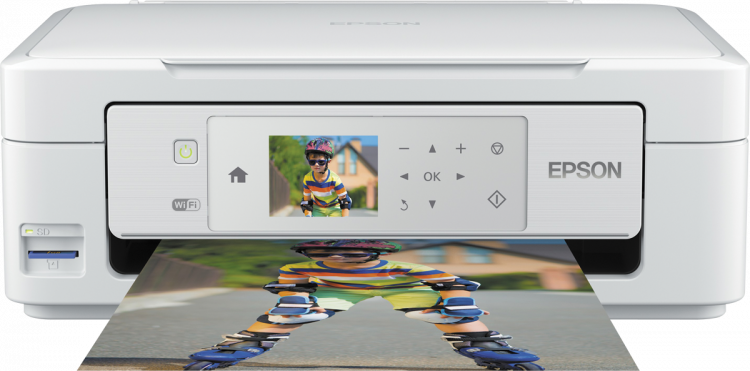 МФУ Epson Expression Home XP-435 с СНПЧ