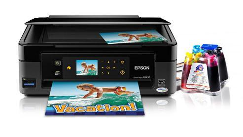 МФУ Epson Stylus NX430 (Small-in-One) с СНПЧ
