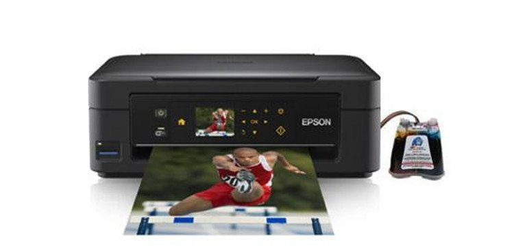 МФУ Epson Expression Home XP-403 с СНПЧ