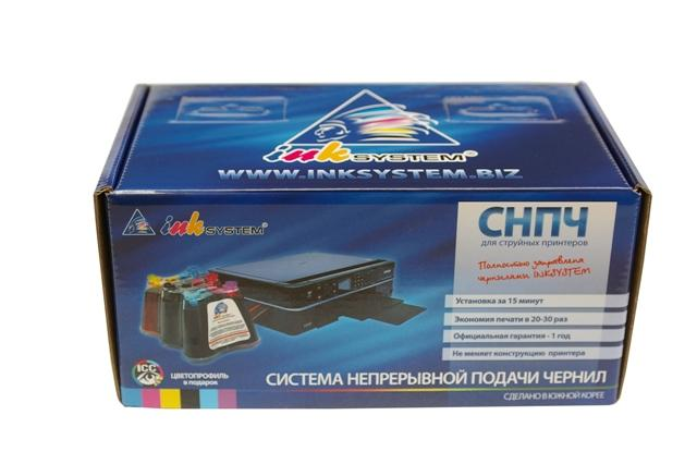 СНПЧ Epson WorkForce 60