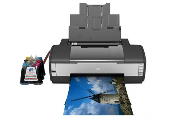 Принтер EPSON Stylus Photo 1410 с СНПЧ