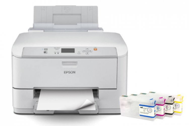 Цветной принтер Epson WorkForce Pro WF-5190DW с ПЗК