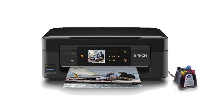 МФУ Epson Expression Home XP-422 с СНПЧ