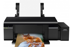 Принтер Epson L805 с оригинальной СНПЧ и чернилами INKSYSTEM