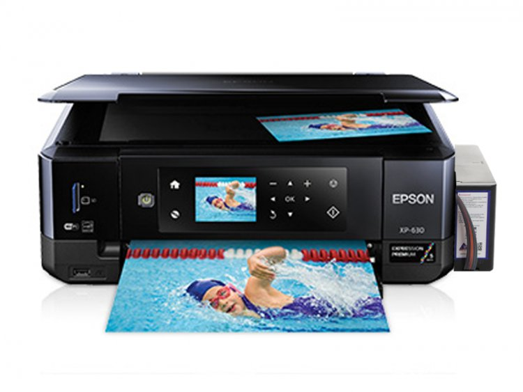 МФУ Epson Expression Premium XP-630 Refurbished by Epson с СНПЧ