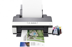 Принтер Epson WorkForce 1100 с СНПЧ