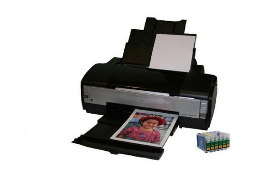 Epson Stylus Photo 1410 c перезаправляемыми картриджами