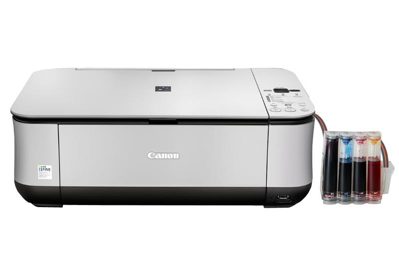 МФУ Canon PIXMA MP240 с СНПЧ