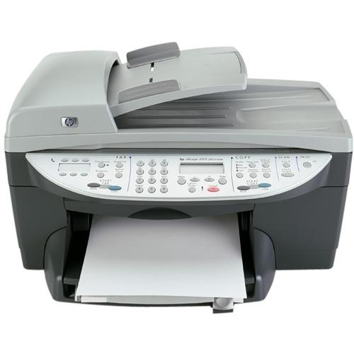 МФУ HP Officejet 6110, 6110v, 6110xi с СНПЧ