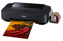 Принтер Canon Pixma iP2700 с СНПЧ