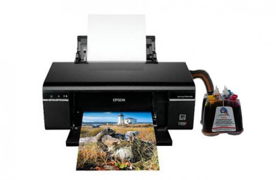 Принтер EPSON Stylus Photo P50 с СНПЧ