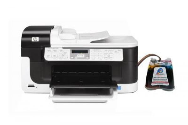 МФУ HP OfficeJet 6500 с СНПЧ