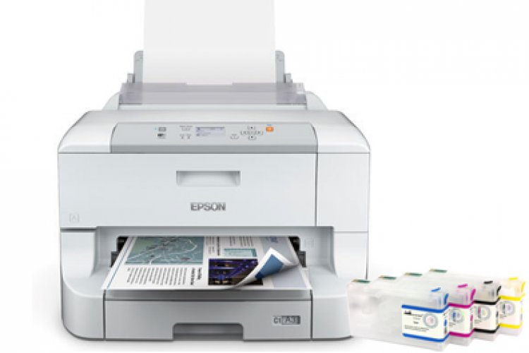 Принтер Epson WorkForce Pro WF-8090DW с ПЗК
