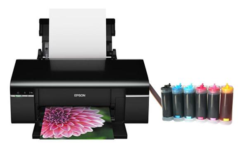 Принтер Epson Stylus Photo T50 с СНПЧ Inksystem Industrial