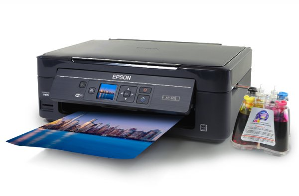 МФУ Epson Expression Home XP-320 с СНПЧ
